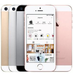 iPhone Se Liberado Garantia Tienda Fisica Y Virtual