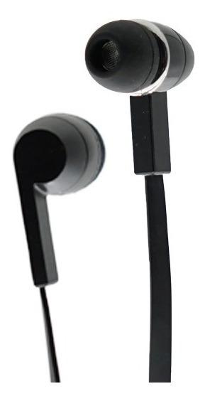 Fone De Ouvido - Estéreo In-ear Com Microfone - Cabo Preto