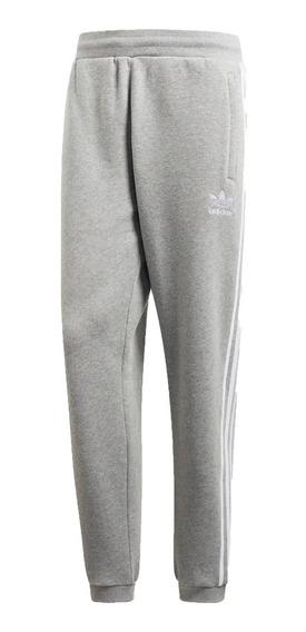 adidas Originals Pantalón Lifestyle Hombre 3-stripe Gris Fkr