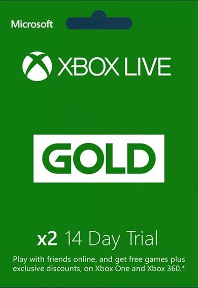 Xbox Live Gold Assinatura 1 Mês 28 Dias Código 25 Digitos
