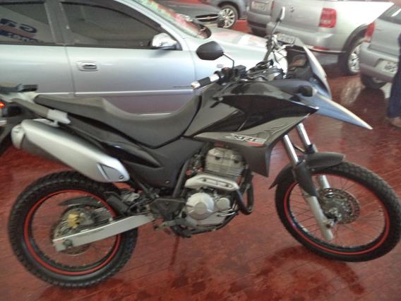 Honda Xre 300 Preto 2010