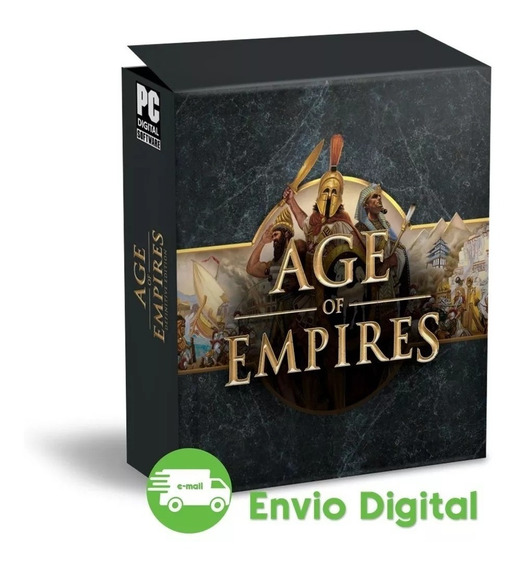 Age Of Empires 2 Ll Definitive Edition Pc Português Digital