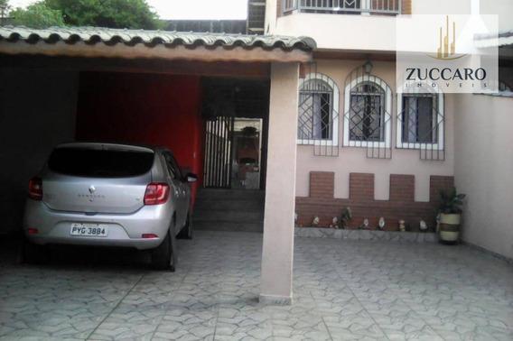 Sobrado Residencial À Venda, Jardim Leila, Guarulhos - So3793. - So3793