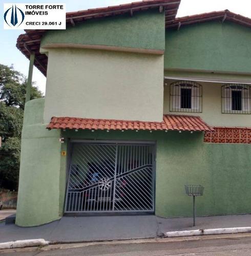 Sobrado 3 Com Dormitórios, 1 Suíte E 1 Vaga Na Vila Tolstoi - 2384