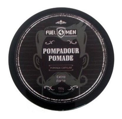Pomada Cabelo Pompadour Extra Forte Fuel4men 100g