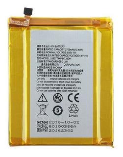 Zte Axon 7 Mini Battery Usada De 5.2´´ Pulgds. B2017g Envío