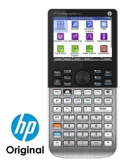 Calculadora Gráfica Hp Prime G2 Original Pronta Entrega!