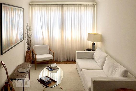 Apartamento Para Aluguel - Moema, 2 Quartos, 100 - 893074772