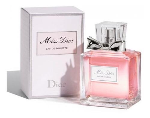 Miss Dior New Edt X50ml Perfume Importado Original