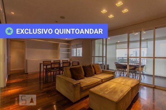 Apartamento No 10º Andar Com 2 Dormitórios E 2 Garagens - Id: 892948470 - 248470
