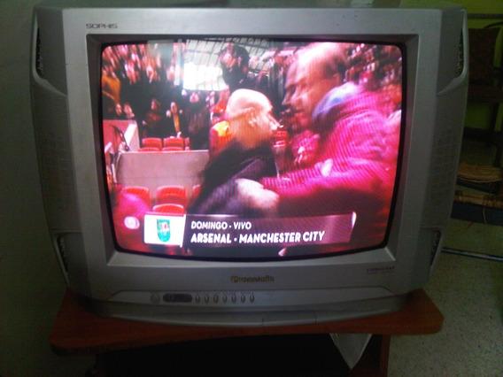 Tv Convencional Panasonic 20 Sin Control