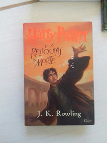 Livros - Harry Potter Volumes 5, 6 E 7