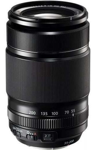 Lente Fujifilm Xf 55-200mm F/3.5-4.8 R Lm Ois Original+nf