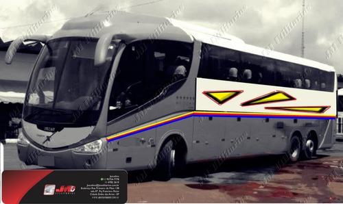 Irizar Pb Ano 2012 Volvo B12r 50 Lug Jm Cod.1387