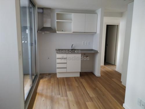 Apartamento A Estrenar De Dos Dormitorios