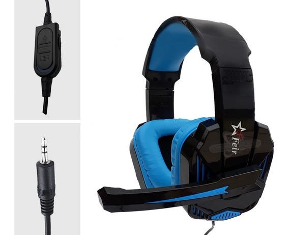 Headset Nintendo Switch Xbox One Ps4 P2 Som Jogo Chat Barato
