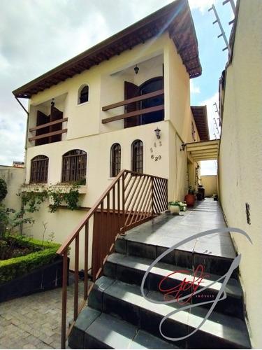 Imagem 1 de 30 de Casa Jaguaribe, Próximo Ao Habibis E Av Flora. - Ca00504 - 69409901