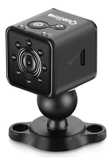 Quelima Sq13 Mini Hd 1080p Carro Dvr Noite Visao Wifi Drone