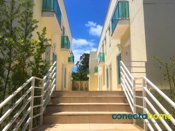 Casa Em Condomínio Com 70 M², 2 Suítes E 2 Vagas No Jardim Prudência - Zs019