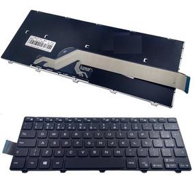 Teclado Dell 14-3000 Series 0jnx71 V147125ar Pk1313p2a32 Br