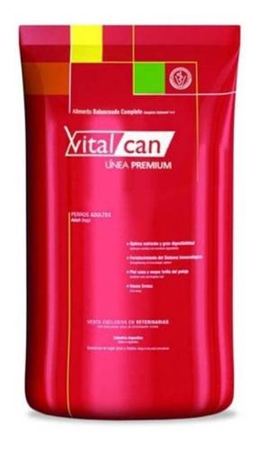 Alimento Vitalcan Premium para perro adulto sabor mix en bolsa de 20kg