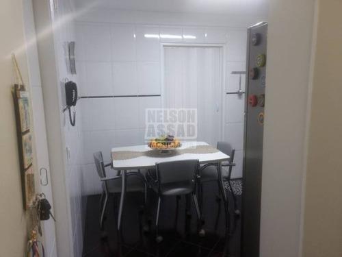 Imagem 1 de 23 de Apartamento Em Condomínio Padrão Para Venda No Bairro Vila Esperança, 3 Dorm, 1 Suíte, 1 Vagas, 84 M - 1700