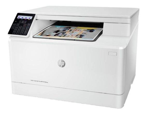 Impressora Multifuncional Hp Laser Mfp M180nw Wi-fi 110v