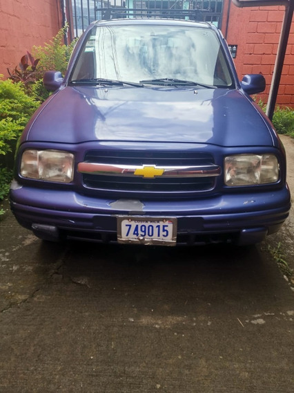 Chevrolet Traker 1999, Manual 4x4. Precio Egociable