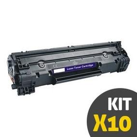 Kit Toner 285a - Hp P1002/p1102w Compatível