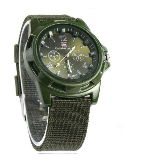 Relógio Militar Swiss Army Exército Suíço