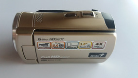 Filmadora Genius G-shot Hd580t Full Hd 1080p