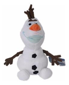 Boneco Pelúcia Frozen Olaf Olavo Disney 40 Cm Promoção