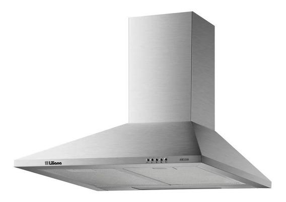 Liliana Kc993 Campana De Cocina Airclean Filtro Aluminio