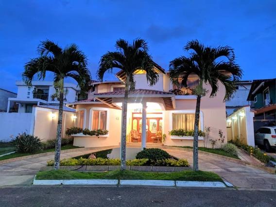 *casa De Lujo En Venta En La Castellana Gardens Country Club