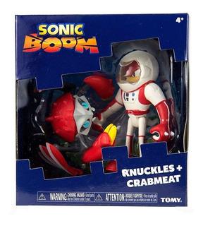 Muñeco Pack Sonic Boom Figuras X 2 Original Tv T22502