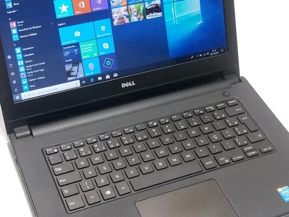 Notebook Dell Inspiron I14-5458 I3 8gb 500gb Windows 14 Led