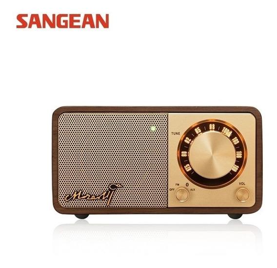 Rádio Sangean Mozart Fm Bluetooth Caixa Som (jbl Bose Retro