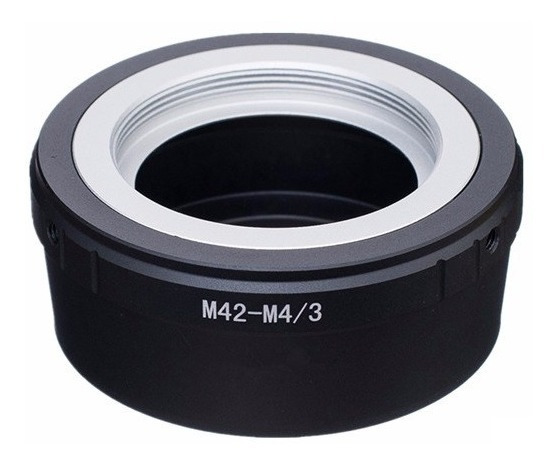 Anel Adaptador Lente M42-m43 M4/3 Olympus Panasonic G1 G2 G3