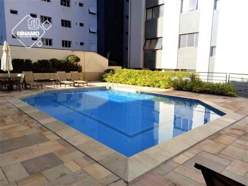 Apartamento Com 3 Dormitórios À Venda, 212,32 M² Higienópolis - Ribeirão Preto/sp - Ap3406