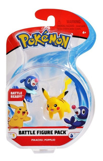 Pokemon Muñeco Figura Básica De Batalla Original