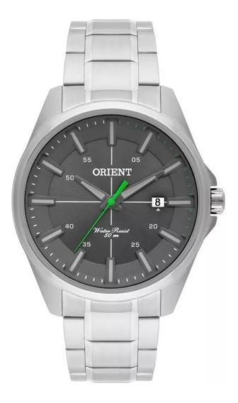 Relógio Orient Masculino Mbss1294 G1sx Garantia Usado Ótimo