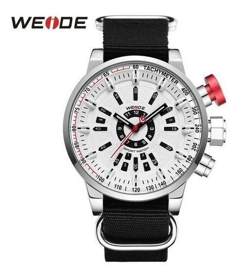 Reloj Weide Original Wh7306-2c Unisex Sport Extremo + Caja