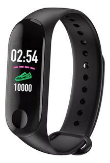 Smartband Bluetooth Gadnic Reloj Inteligente Running Deporte