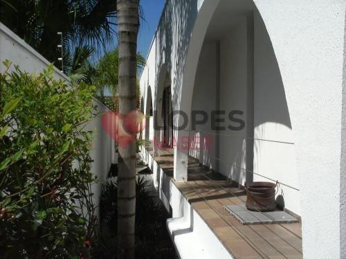 Casa De Esquina Com Rua Fechada. - 345-im46492