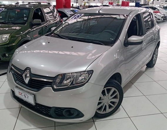 Renault Sandero 1.0 12v Sce Expression - 2018
