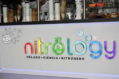 Nitrology: La Heladería Del Gran Concepto