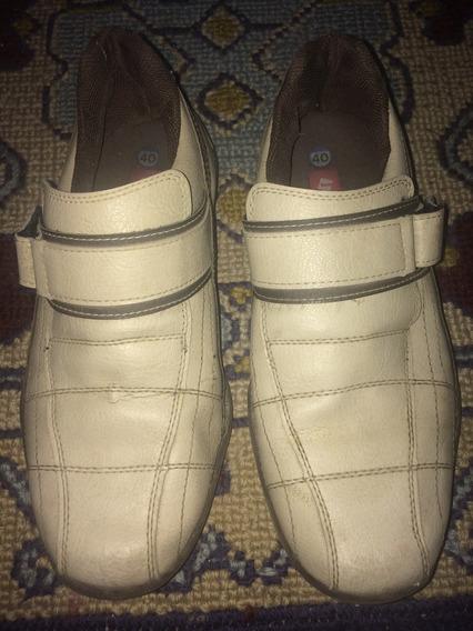 Sapato De Couro Jinglers Tam 40