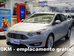 Ford Focus 2.0 Titanium Plus Fastback Flex Powershift 0km!!