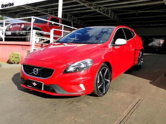 Volvo V40 2.0 T5 R Design Turbo Gasolina 4p Automático
