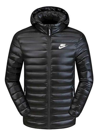 Jaqueta Corta Vento Nike Preta Japona Masculina